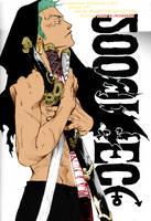 Zoro OT4 colored 1 by Quakey