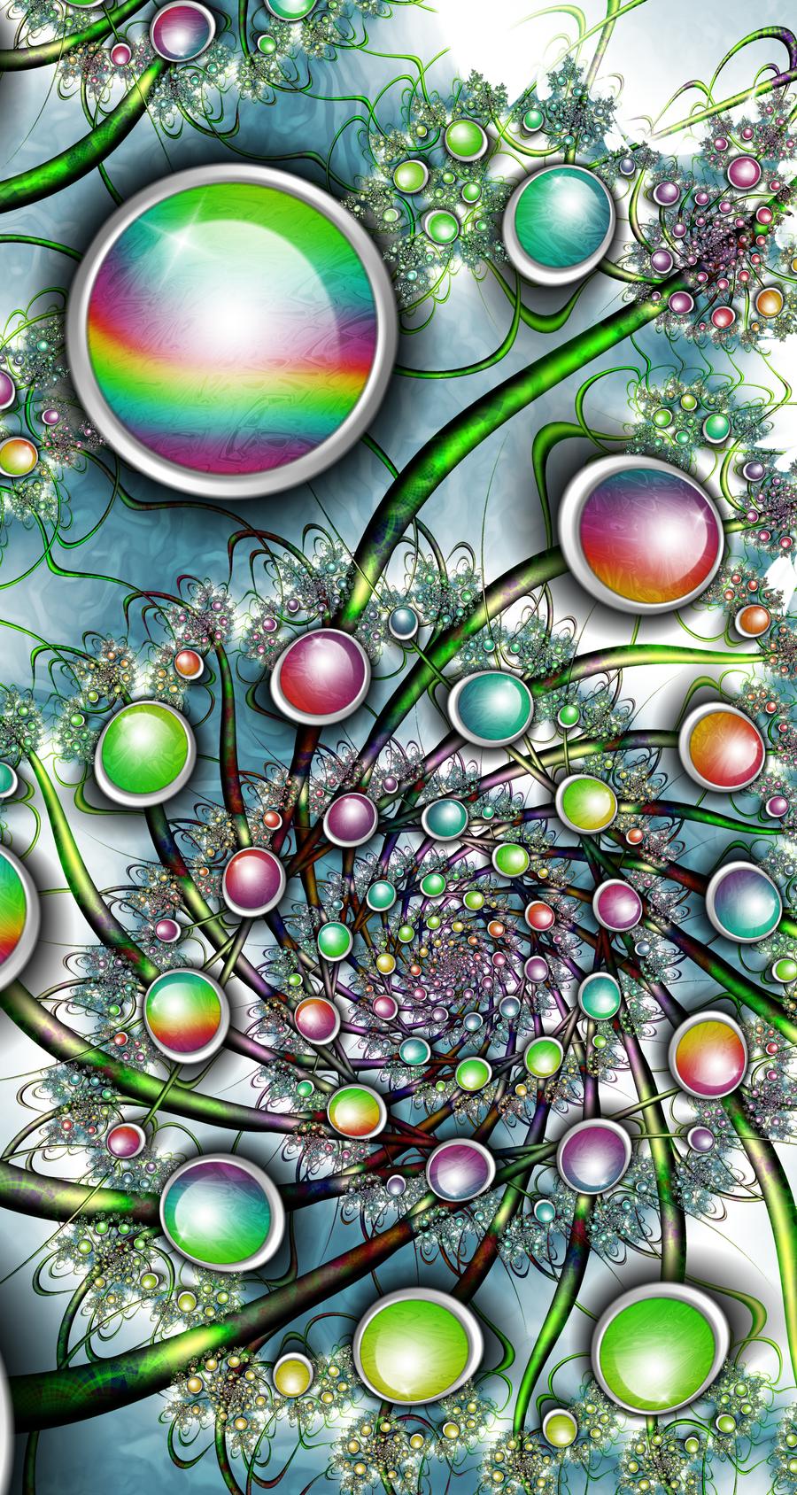 Trippy gems by caffe1neadd1ct
