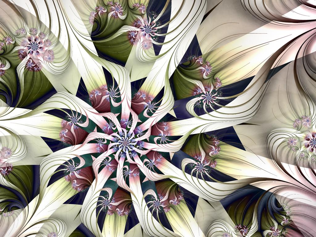 December Spiral by caffe1neadd1ct