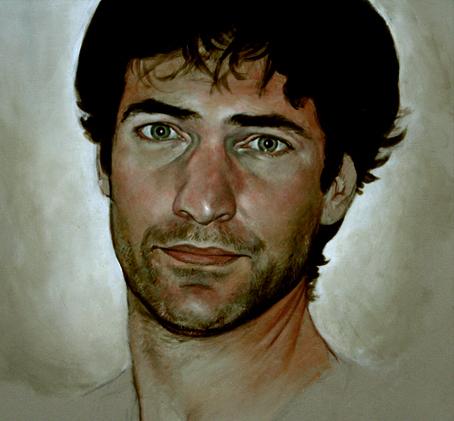 Self Portrait by PaulMellender