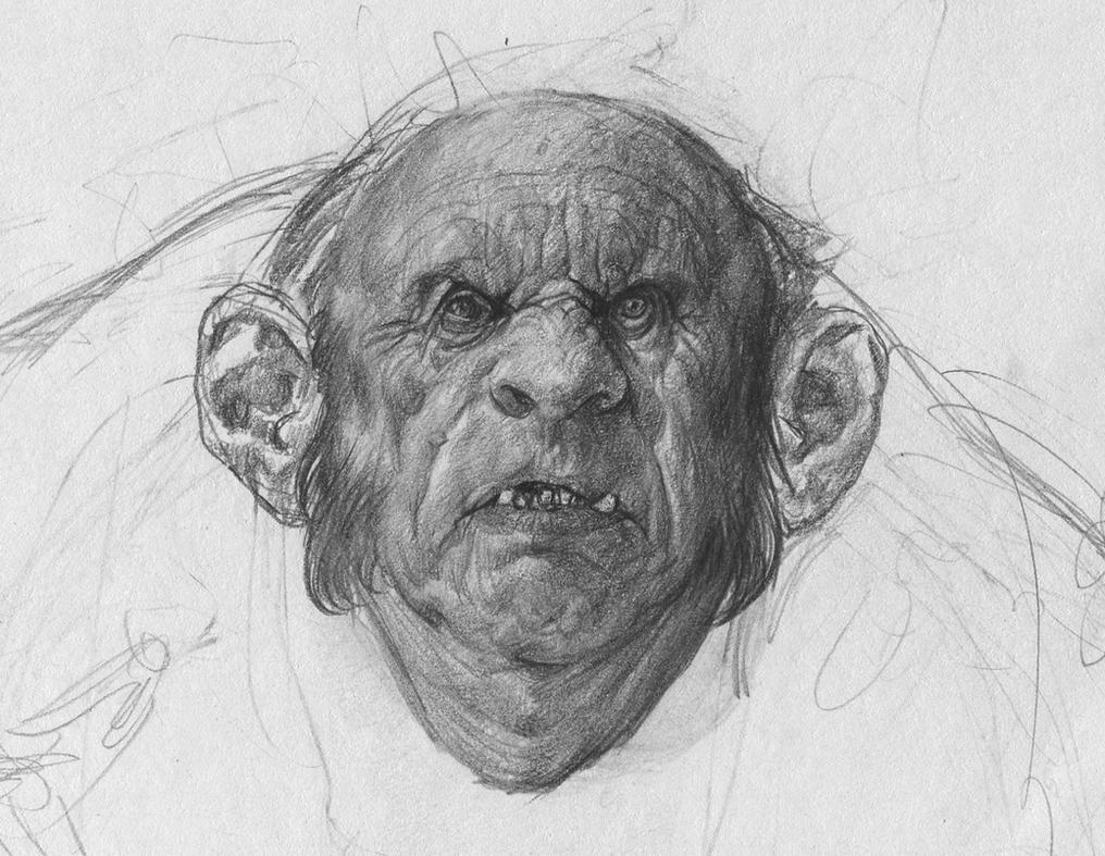 Ogre by PaulMellender