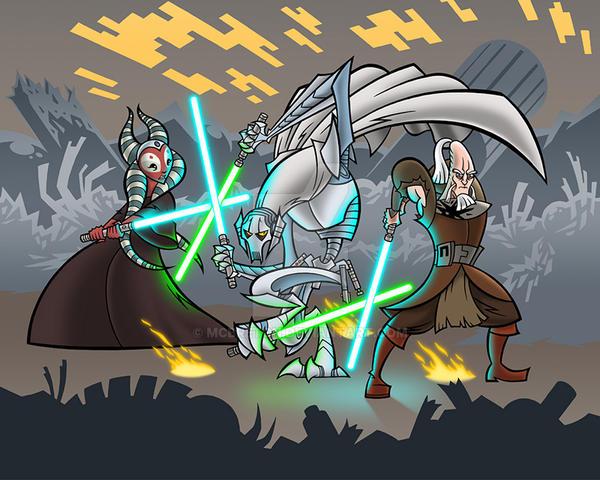 Star Wars Clone Wallpaper 3a By MCBreton