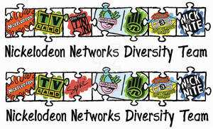 Nickelodeon Networks Diversity Team Logo (final)