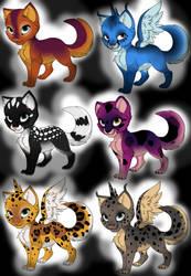 Free Kittens (OPEN 3/6)
