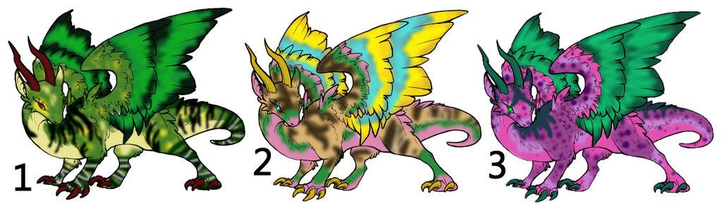 [15pt] Dragons (OPEN 2/3)