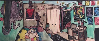 My Room by kaitlynsaysrawr123x