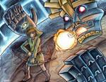 Link vs Gohdan