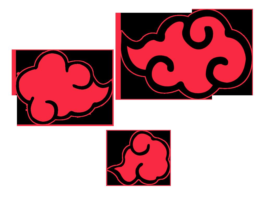 Akatsuki Cloud By Dizzylilthing On Deviantart