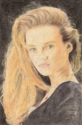Vanessa Paradis Portrait