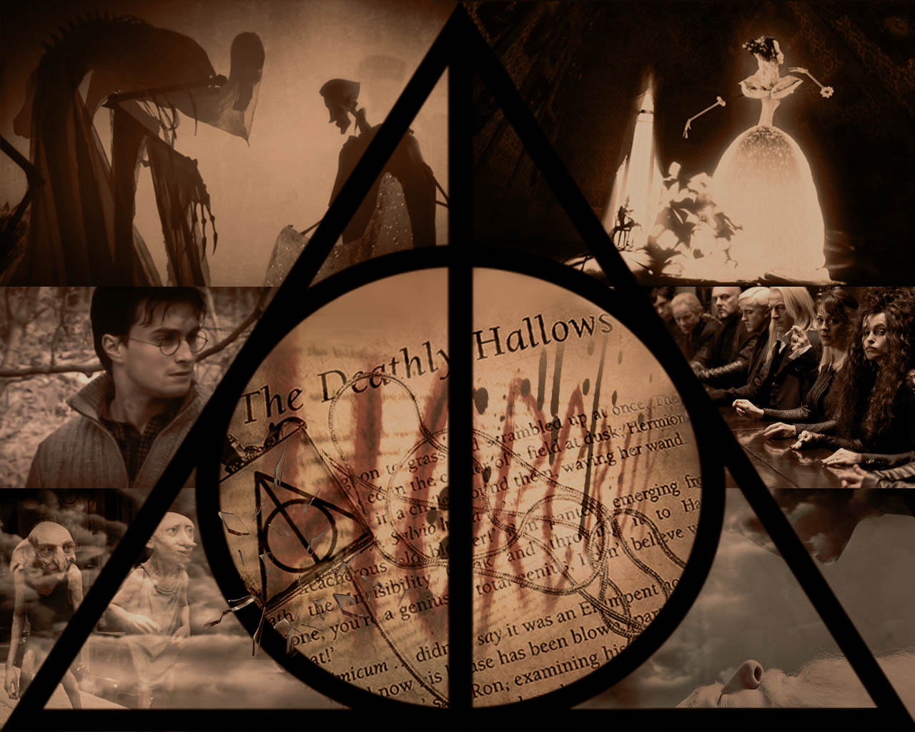 Harry Potter deathly hallows 1 by Miss-deviantE