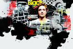 Rob Pattinson Black Book by Miss-deviantE