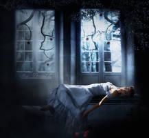 Sleeping Beauty by Miss-deviantE