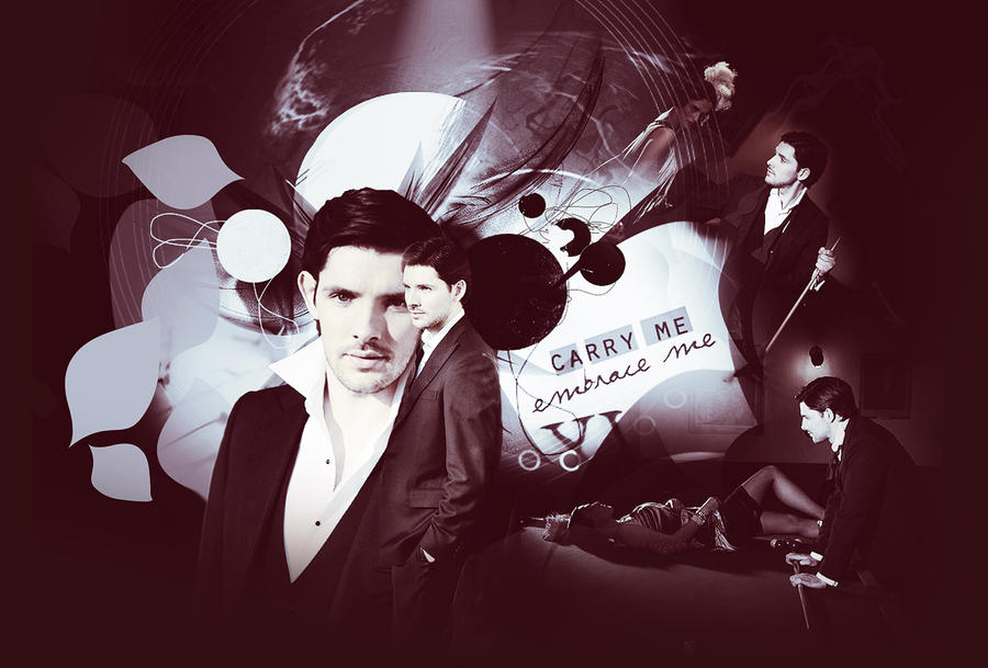 Colin Morgan Carry me by Miss-deviantE