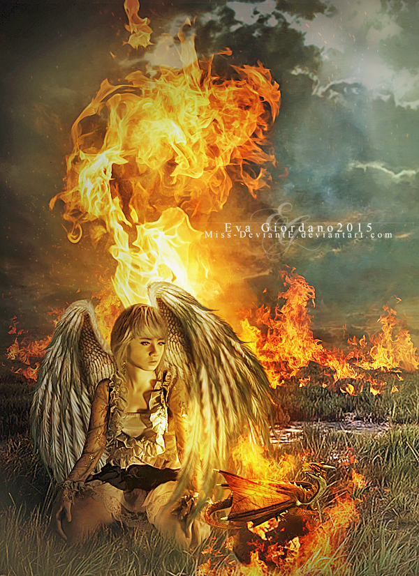 This is my fire by Miss-deviantE
