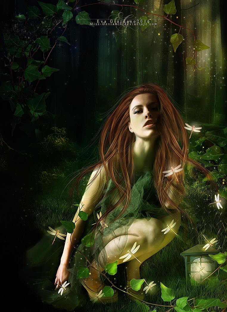 Poison Ivy by Miss-deviantE
