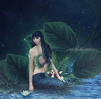 Blue Lagoon by Miss-deviantE