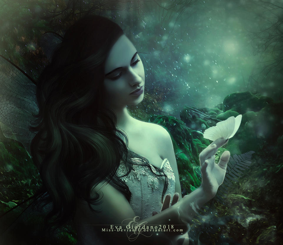 Dream A Little Dream by Miss-deviantE