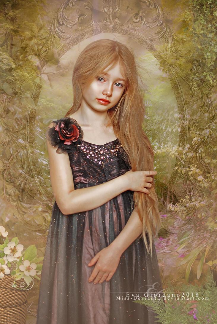 Rose Garden by Miss-deviantE