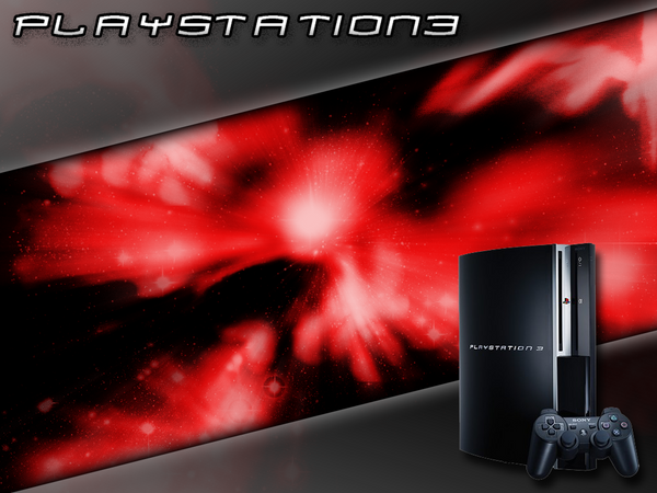 playstation 3 wallpaper. PlayStation 3 Wallpaper by