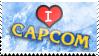 """I """"heart"""" Capcom by Zero86-SK"""