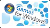 Games For Windows Stamp by Zero86-SK