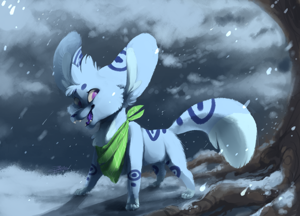 [AT] Sosnow by shayxy