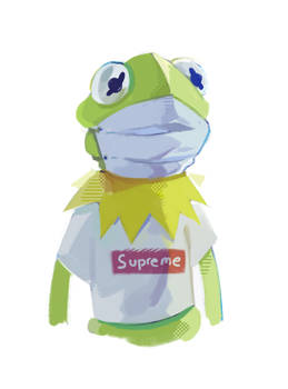 supreme kermit