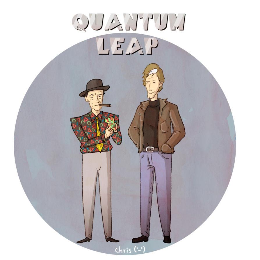 Quantum Leap by ganando-enemigos