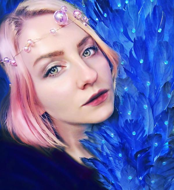 Elf Princess by Meljona