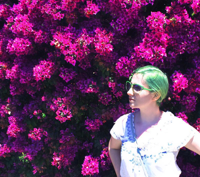 Pink Summer by Meljona