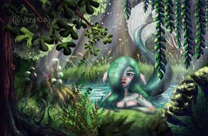Mermaid Pond