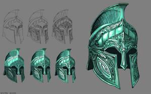 Helmet - Dragon Knight