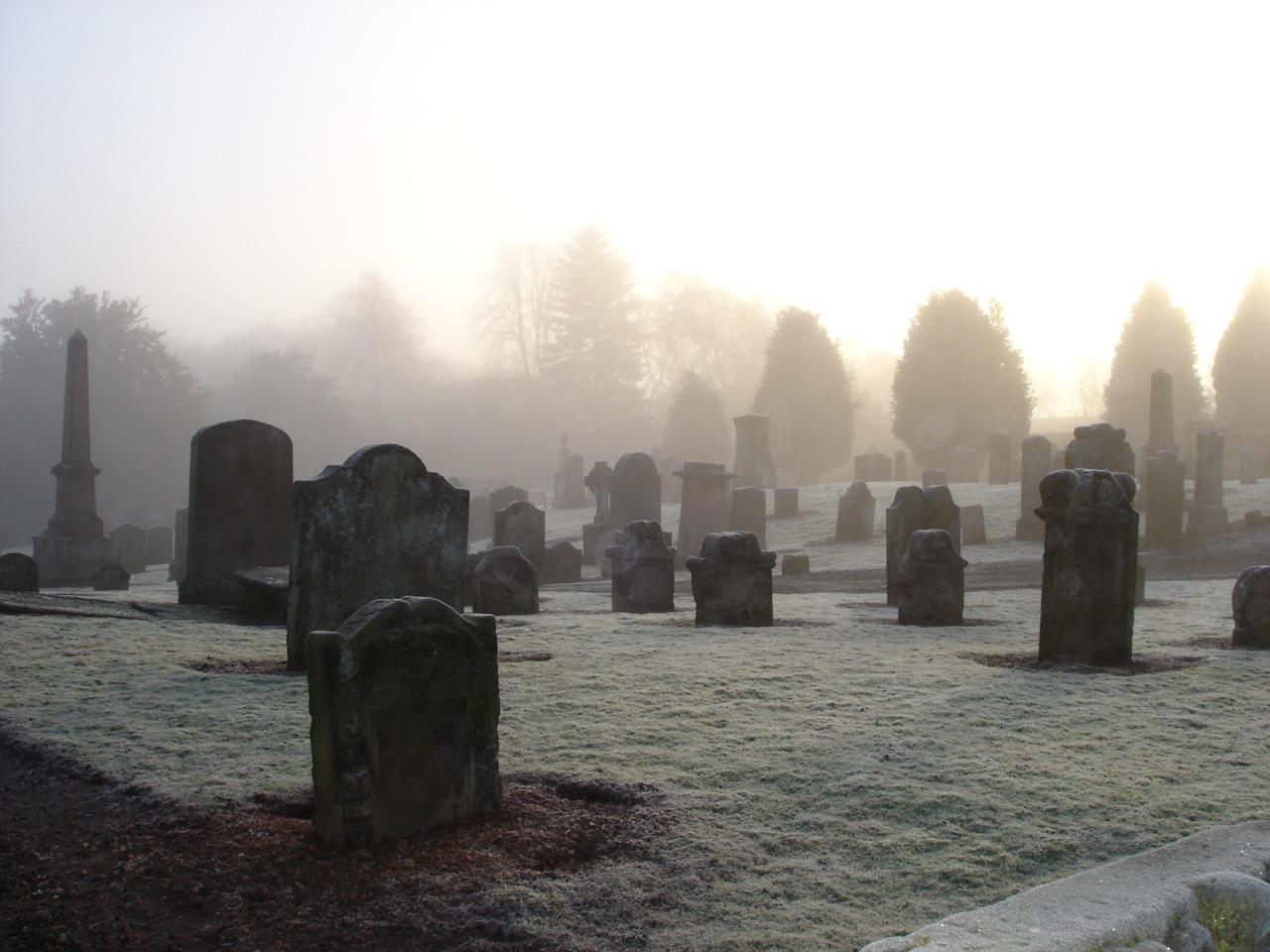 An Old Graveyard