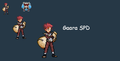 Gaara SPD by ChocoChase