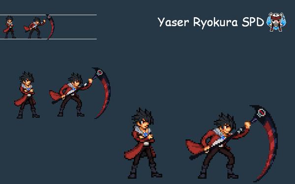 Yaser Ryokura SPD by ChocoChase
