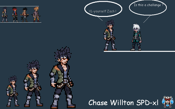 Chase Willton SPD-XL ? by ChocoChase