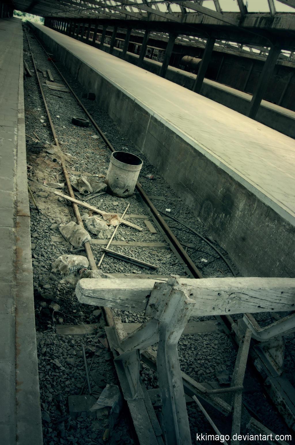 Rail by kKimago