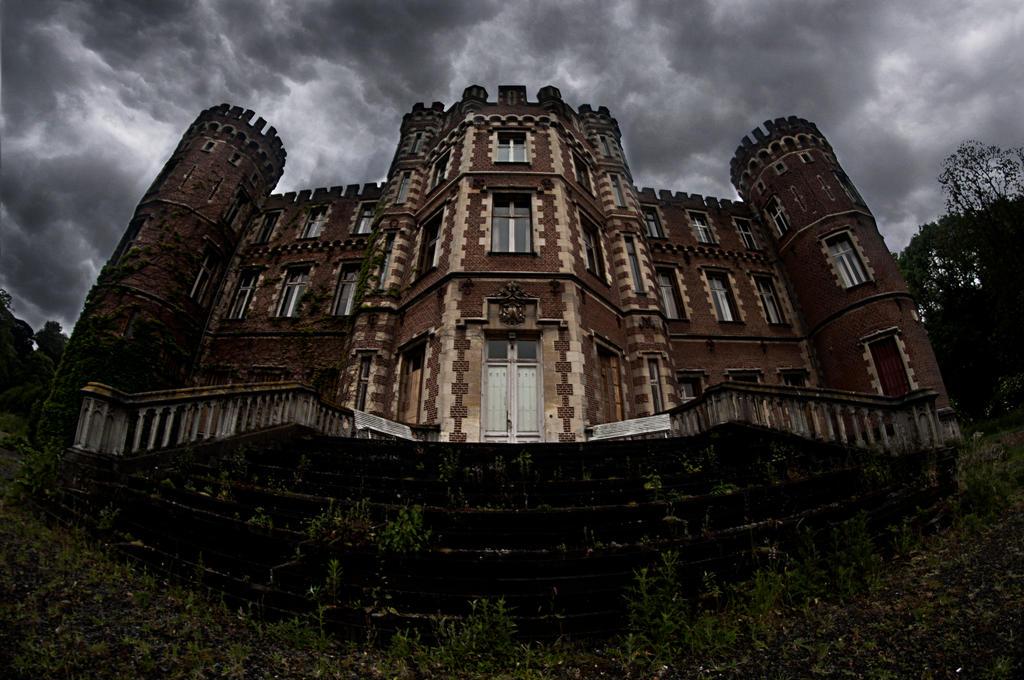 Chateau de la Foret by kKimago