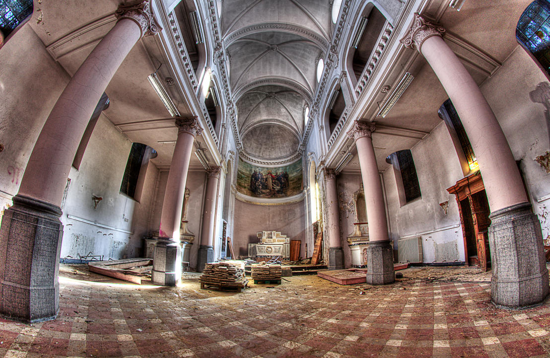 Chapelle des Anciens by kKimago
