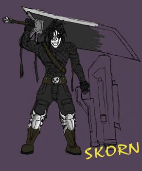 Skorn - Fullbody Concept