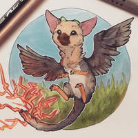 Little Trico by FossilExMachina