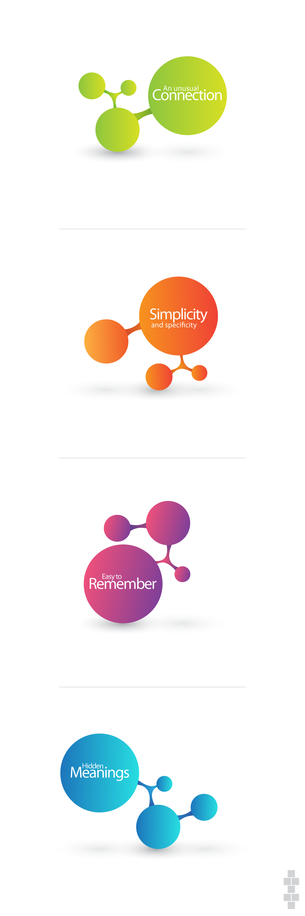 Logo Design  Project - Four main steps - PART 2 by RaymondGD
