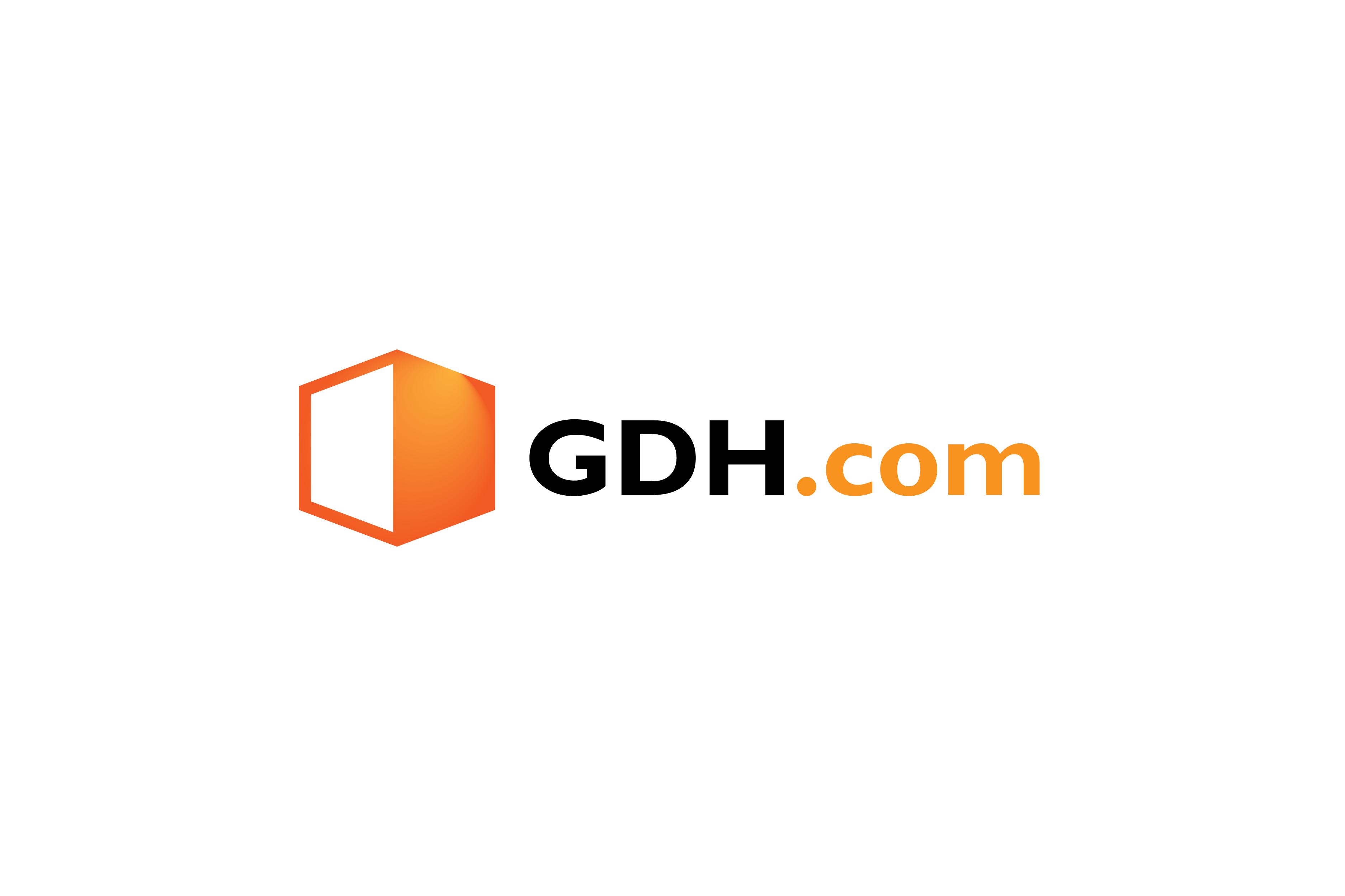 Logo design gdh graphic design home by raymondgd on deviantart - Homes logo designs ...