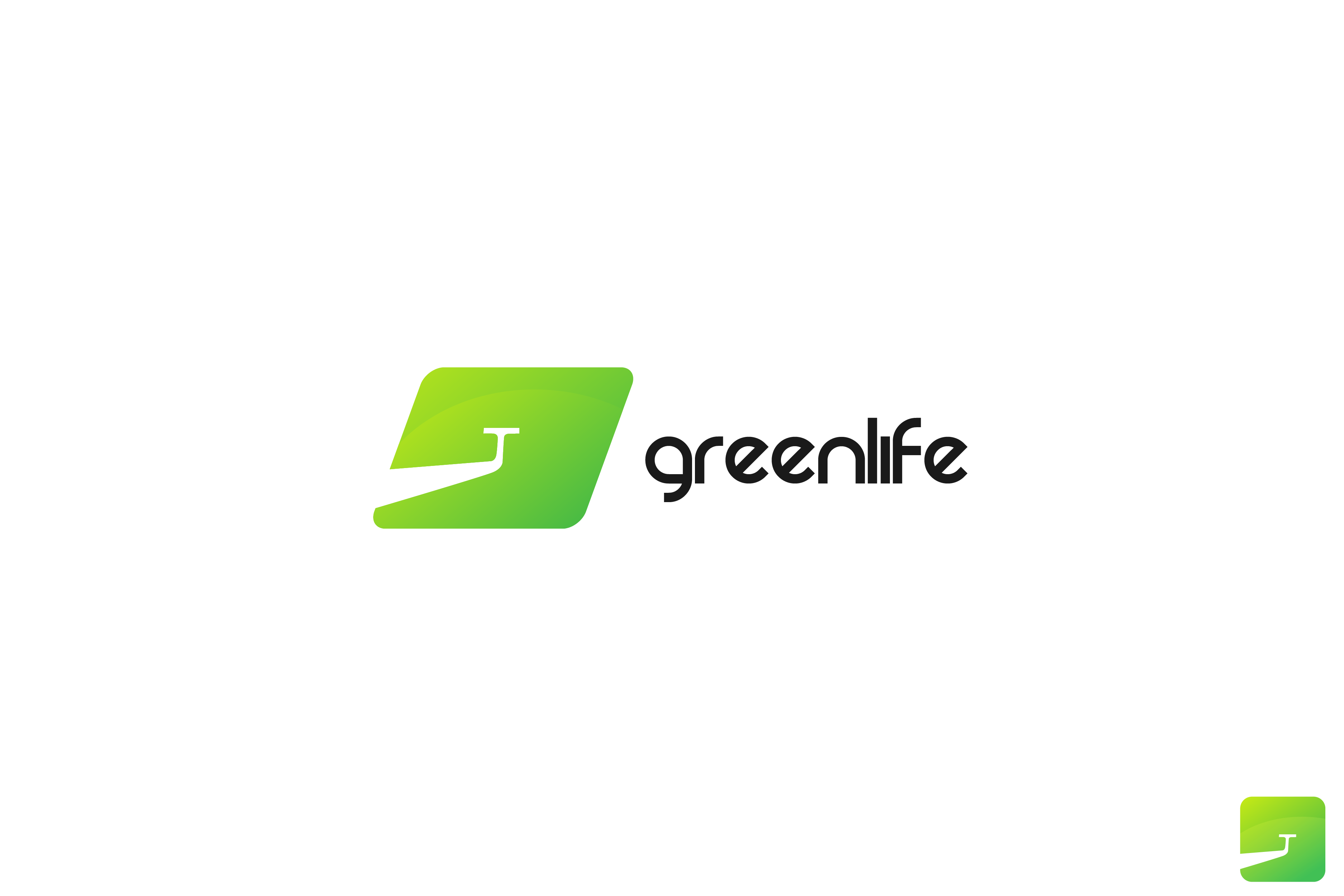 GreenLife Logo by RaymondGD