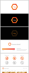 Creative Studio - New branding project! by RaymondGD