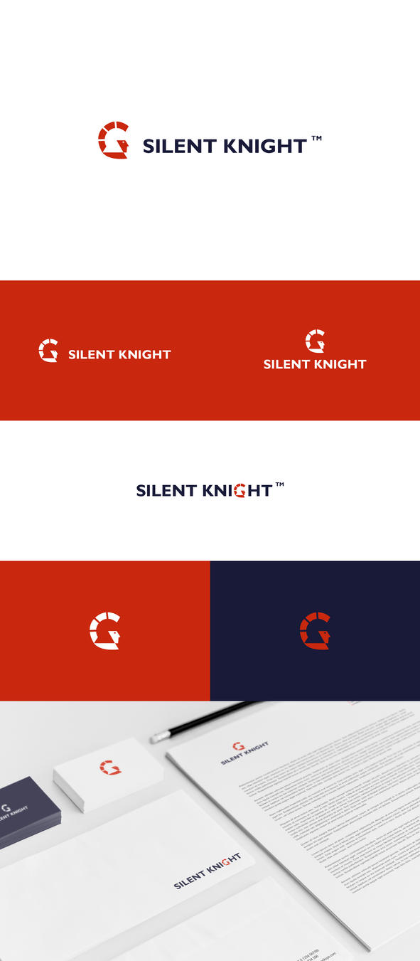 Silent Knight by RaymondGD