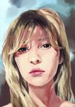 Dang My Linh- portrait