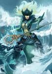 Nami- The Tide bringer