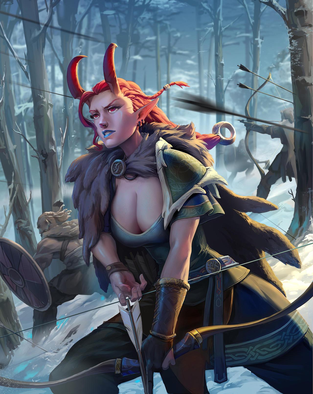 Abyssal archer