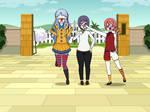 Clowning  around with  the Sohma Bros 14